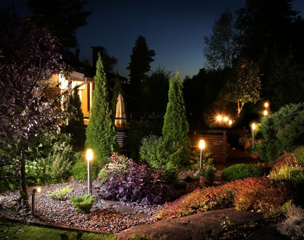 Cedar Park Landscaping Pros - Outdoor Lighting 2
